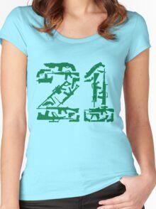 21 Guns Women's Fitted Scoop T-Shirt