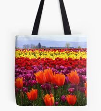 Fields of Color Tote Bag