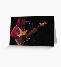 Dado Topic - Rock & Roll Legend of Ex Yu Greeting Card