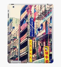 China Town iPad Case/Skin