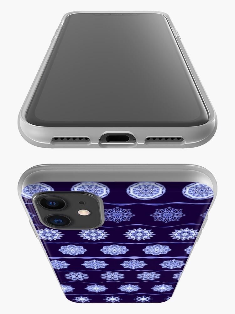 Alternate view of Iced Velvet 1 iPhone Case & Cover