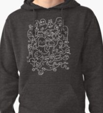 Squiggle Pullover Hoodie