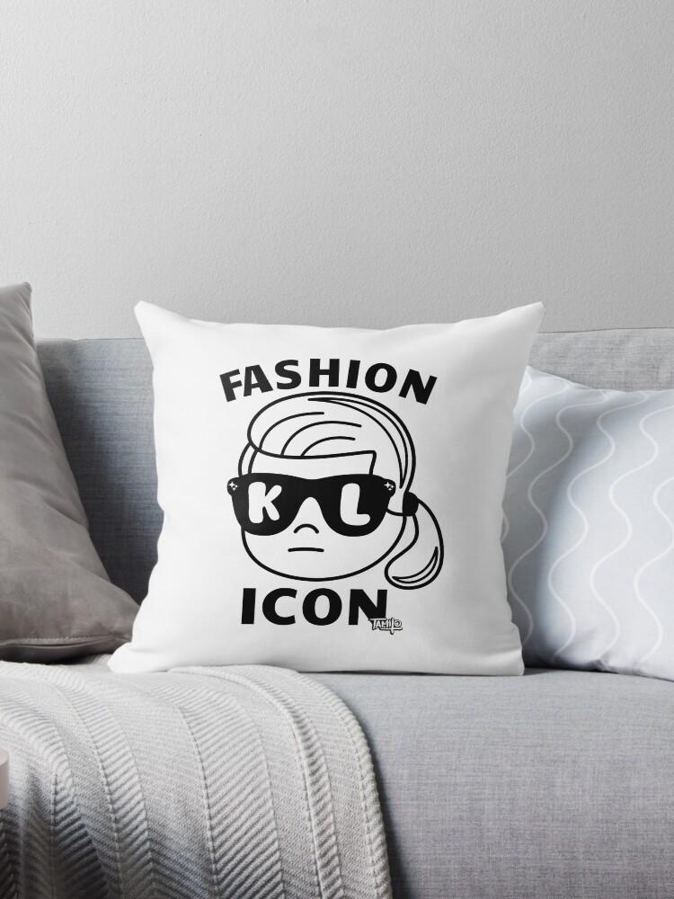 Karl Lagerfeld Fashion Icon Drawstring bag