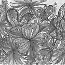 Gray Butterflies by Joanne Jackson
