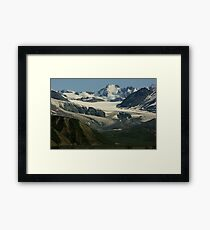 Glacier - Alaska Framed Print