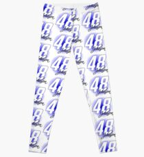 Jimmie Johnson #48 Leggings