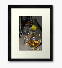 Beers After Party Framed Print