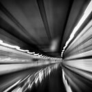Still Sucked in into this long Tunnel  by Hany  Kamel