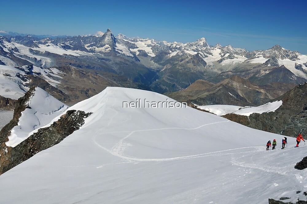 reaching the summit by neil harrison