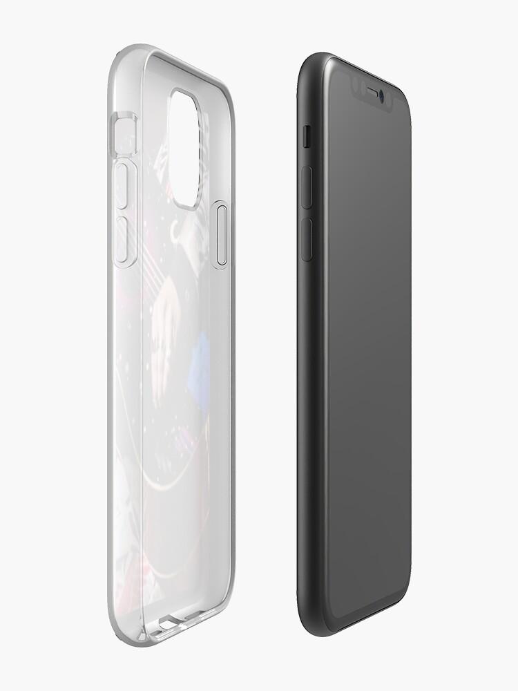 Coque iPhone «Harry Styles», par Nmrpm04