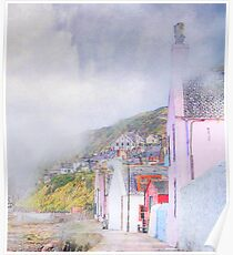 Scottish Sea Mist Poster
