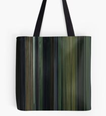 Moviebarcode: The Matrix (1999) Tote Bag
