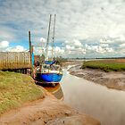 Skippool Creek Berth - HDR by John Hare