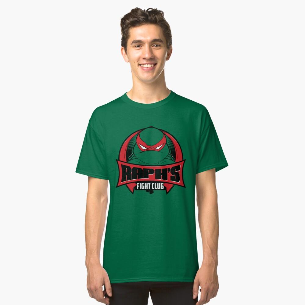 Raph's Fight Club Classic T-Shirt