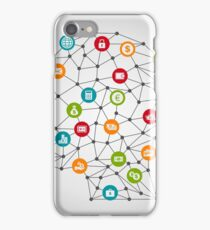 Business a head7 iPhone Case/Skin