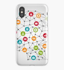Business a head7 iPhone Case
