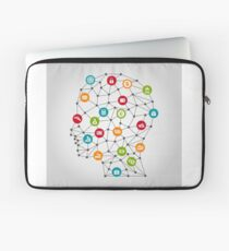 Business a head7 Laptop Sleeve