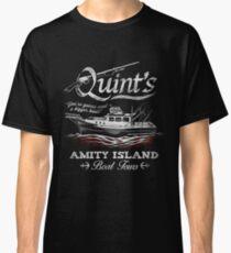 Quint's Boat Tours Classic T-Shirt