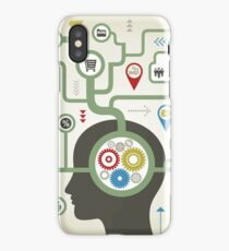 Business a head8 iPhone Case