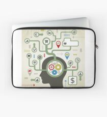 Business a head8 Laptop Sleeve
