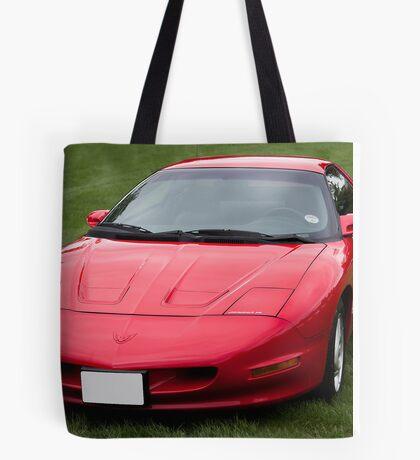 Pontiac sports car Tote Bag