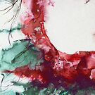 Abstract Floral Explosion by Sybille Sterk