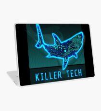 Killer Tech - Circuit board Shark Laptop Skin