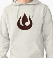 Fire Nation Pullover Hoodie