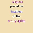 Religions Pervert  by atheism