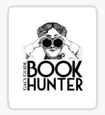 Gal's Guide Book Hunter Sticker