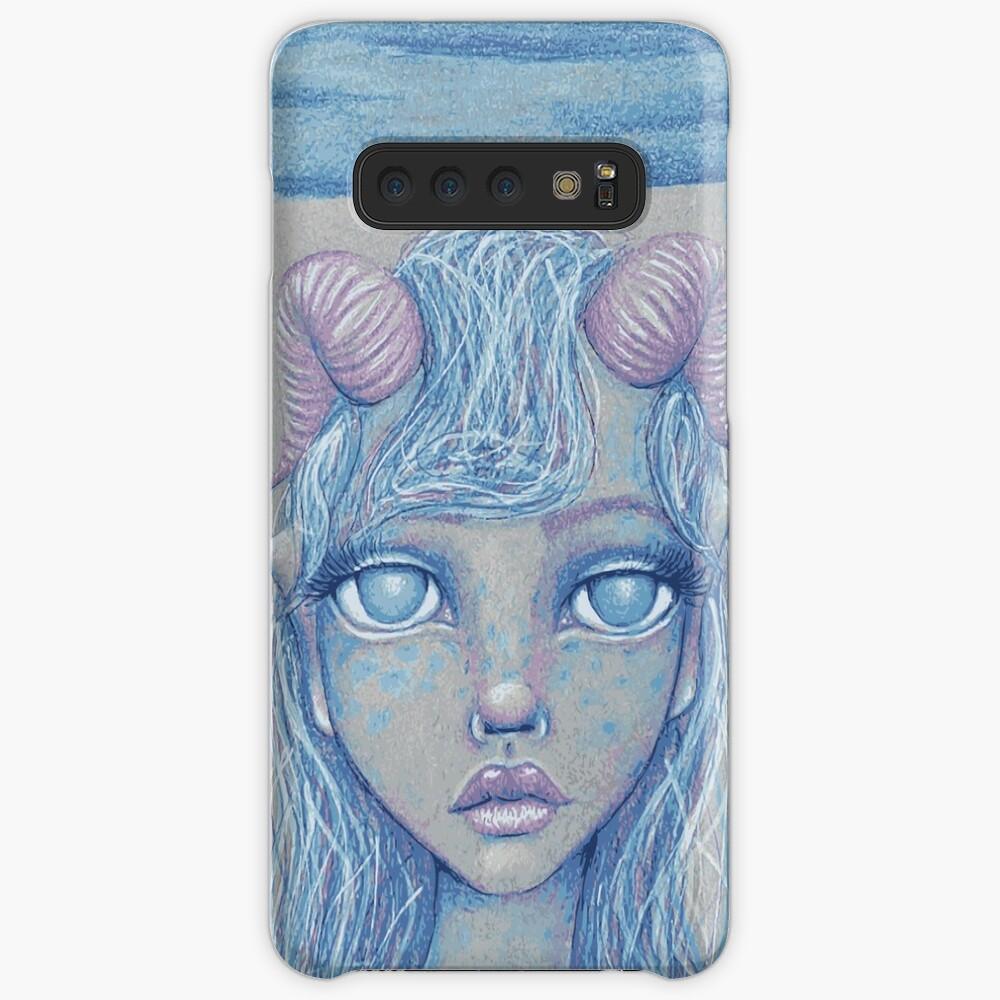 Mermaid of the Deep Case & Skin for Samsung Galaxy