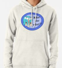 What the what?! Gumball Watterson Pullover Hoodie