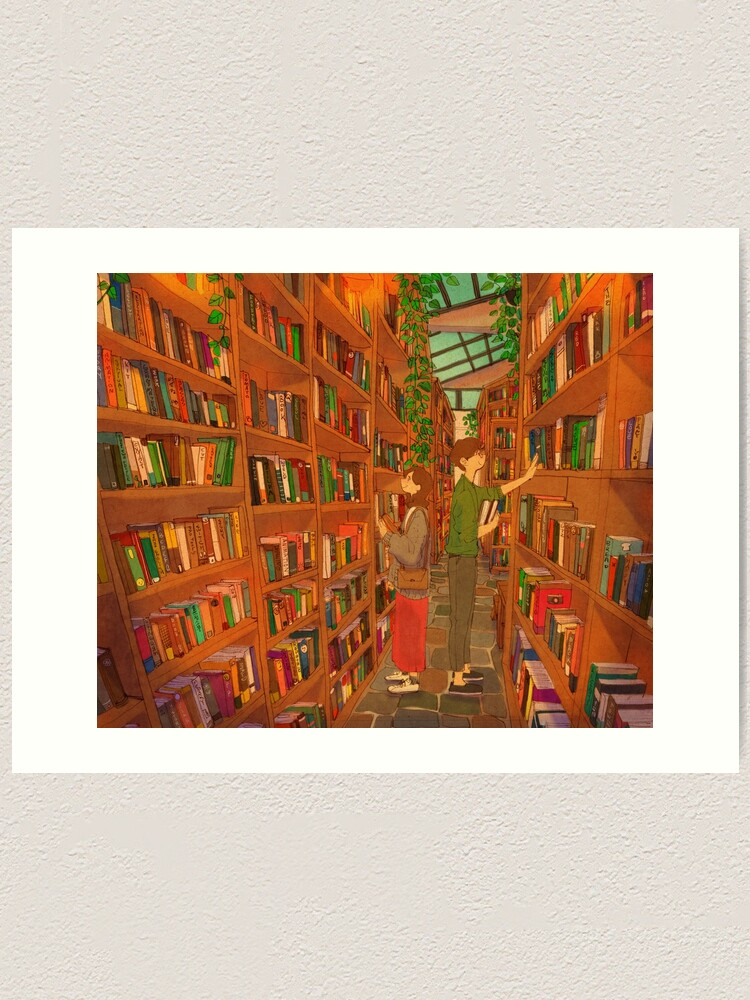 Alternate view of The day first we met. Do you remember? Art Print