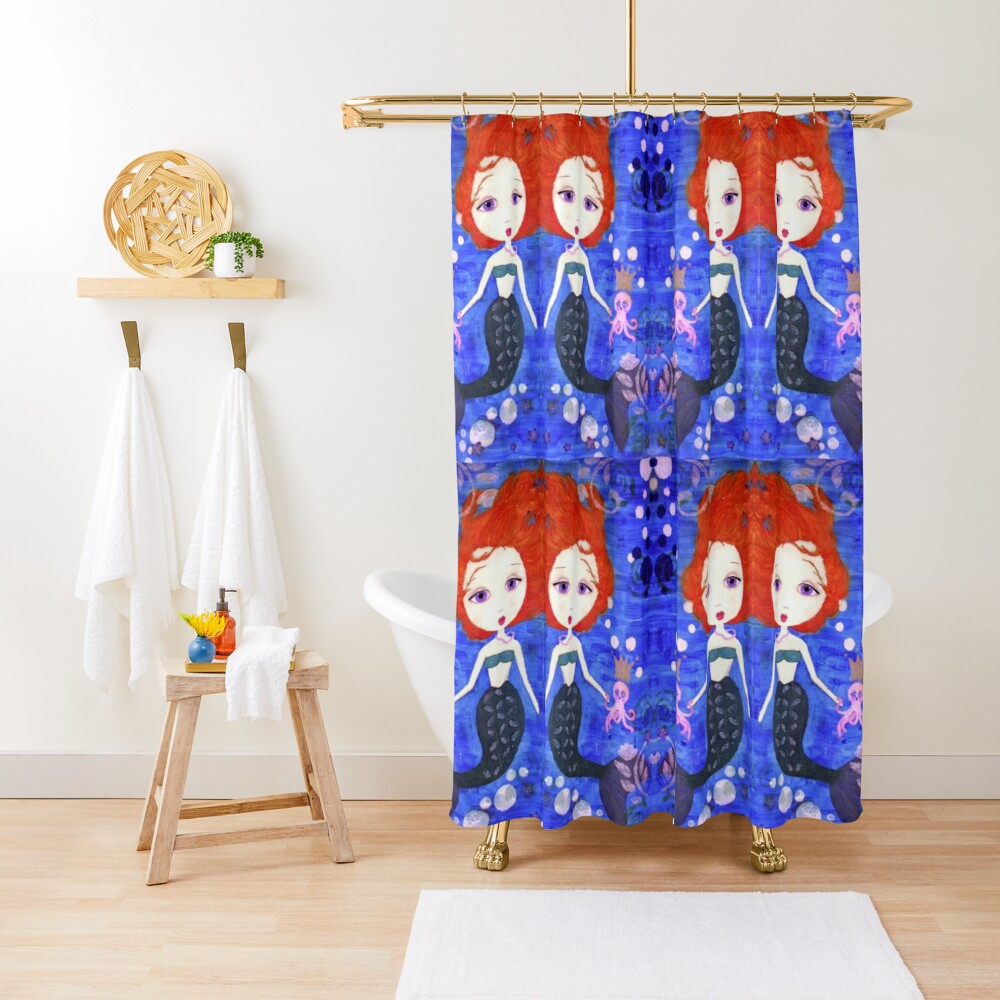 Her Royal Highness Shower Curtain