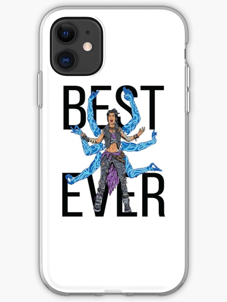 Borderlands 3 Amara iphone case