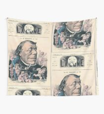 André Gill Ricord Wall Tapestry