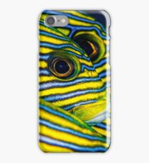 Eyes and Stripes iPhone Case/Skin