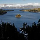 Natural Landmark ~ Emerald Bay by Patty Boyte