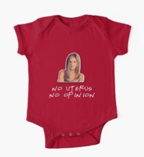 No uterus, no opinion Kids Clothes