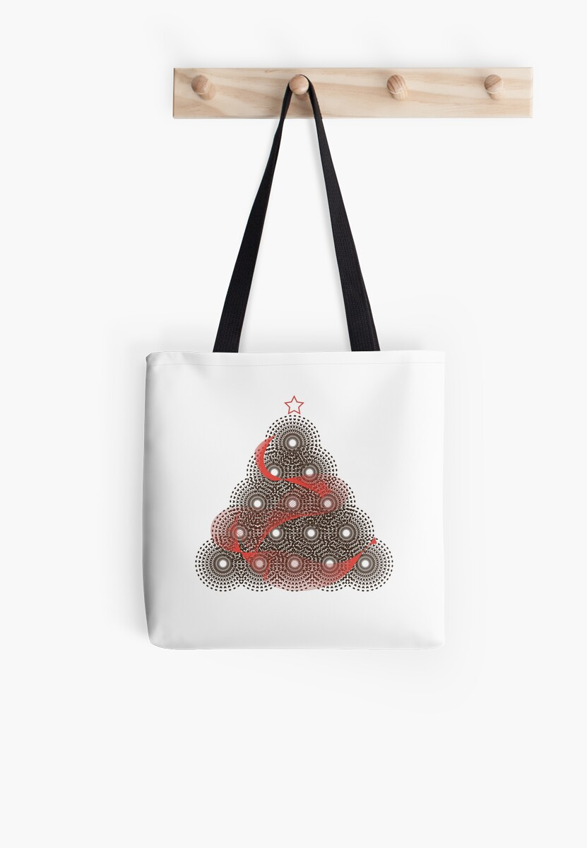 Christmas Tree  by catherine barnhoorn