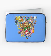Mario Bros - All Star Laptop Sleeve