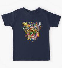 Mario Bros - All Star Kids Tee