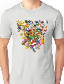 Mario Bros - All Star Unisex T-Shirt