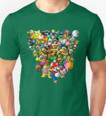 Mario Bros - All Star T-Shirt