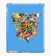 Vinilo o funda para iPad Mario Bros - All Star