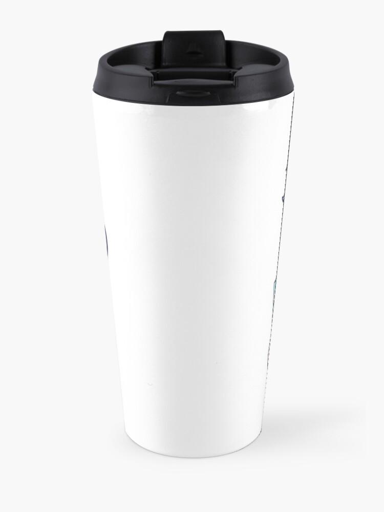 Alternate view of Teacup Travel Mug