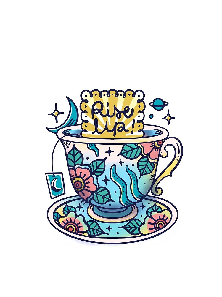 Teacup by Paolavk