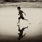 Run like the wind by MonicaMulder