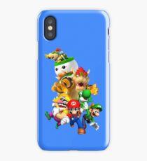 Mario 64 iPhone Case/Skin