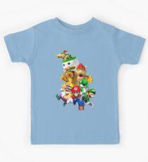 Mario 64 Kinder T-Shirt